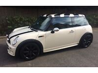 2004 MINI COOPER JOHN COOPER WORKS BODY KIT DVD ENTERTAINMENT SYSTEM SERVICE HISTORY COOPER ONE JCW