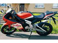 Rieju rs3 125cc Red (OFFERS)