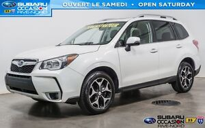 2016 Subaru Forester XT Limited NAVI+CUIR+TOIT.PANO