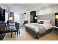 2nd July 18 - 1 night Radisson Blu East Midlands Airport. 4* Hotel Room Only