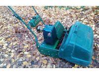 Atco B20 Self-Propelled Stripes Petrol Lawnmower