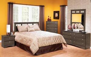 LORD SELKIRK FURNITURE  6 PC CONGO TWIN OR QUEEN BEDROOM SUITE  $599.00