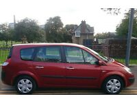 **DIESEL**RENAULT GRAND SCENIC SL OASIS 1.5 DCI **7 SEATER MPV**S/H** EXCELLENT CONDITION