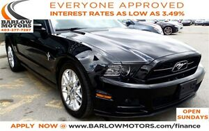 2014 Ford Mustang Premium**AMVIC INSPECTION & CARPROOF PROVIDED!