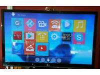 "LG 50"" PLASMA FULL HD SMART TV"