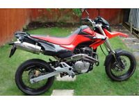 2006 06 HONDA FMX650 650CC