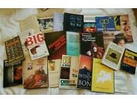 Bundle of science books