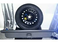 Ford kuga 09 plate spare wheel and parcel shelf