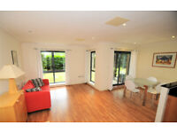 A bright and spacious two double bedroom flat on the ground floor of a modern development.