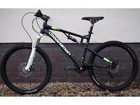 Boardman FS Pro Mountain Bike – 19 inch RRP £1450