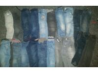 Big bundle of boys clothes age 3-4