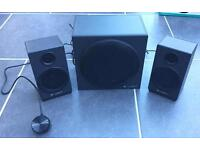 Logitech Multimeadia Speakers with subwoofer