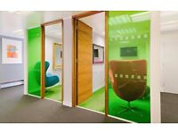 Come and work @ the coolest office in London! Stylish bookable meeting rooms & Hot/Perm desks!