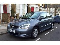 Honda Civic 1.7 diesel iCDTI Manual 2005 Very low mileage ONLY 82K