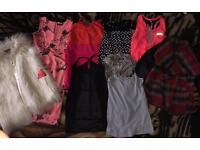 Women clothes bundle size 14