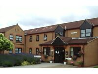 One bedroom flat to let (over 60's only ) at Balfour Lodge