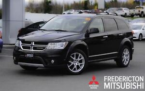 2015 Dodge Journey R/T! 7 SEATER! LEATHER! NAV! DVD!