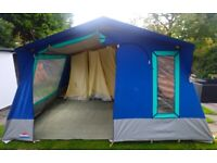 Classic Cabanon Canvas Tent