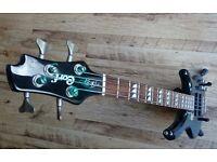 Cort Signature TM Stevens Funk Wah Bass Guitar