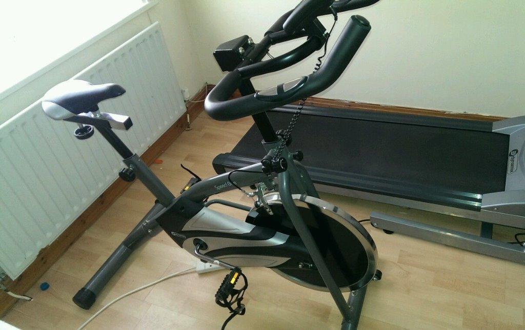 Dynamix Speed Spin Bike In Liverpool Merseyside Gumtree