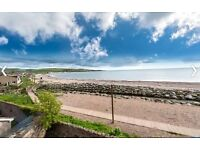 STUNNING ONE BEDROOM FLAT IN STONEHAVEN WITH PANORAMIC SEA VIEW