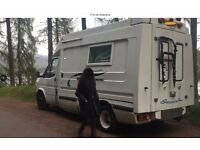 Ambulance Campervan Conversion. Restored Chassis, Body and Interior. Low Mileage & Service History