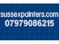 Sussex painters ltd interior exterior property maintenance