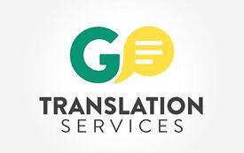 English-Lithuanian Proofreading/Translation service. Anglų-Lietuvių Vertimas
