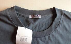 Men's Grey Guess T-shirt
