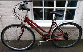 DAWES LADIES BIKE IN NEED OF ATTENTION