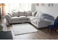 6 month old corner sofa