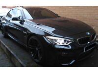 BMW 2015 64 M4 Convertible DCT Semi-Auto Black Interior Heads up Harma