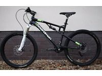 Boardman FS Pro Mountain Bike – 19 inch RRP £1450