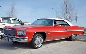 1975 Cadillac Other Convertible Maroochydore Maroochydore Area Preview