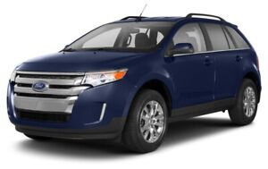 2013 Ford Edge Limited Leather, Moonroof, Navigation, 20 inch...