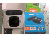 NOW TV Box been used once, now longer needed.