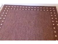 RUG, 160 cm x 230 cm, in very good condition