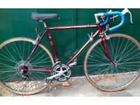 51cm Vintage racer Peugeot Premiere Carbolite 103 road race racing bike bicycle