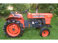 Kubota L1801Special Compact Tractor