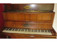 piano upright Brimsmead