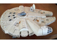 1979 Millenium Falcon, complete, electric working
