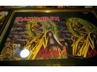 Iron maiden super rare