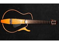 "Yamaha SLG-130-NW Nylon string Electric ""Silent Guitar"""