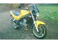 2001 Triumph Sprint RS 955i Triple Streetfighter - VGC - FSH - Swap/Sell or P/X