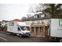 man and van house removals apartment moves long distance manchester storage