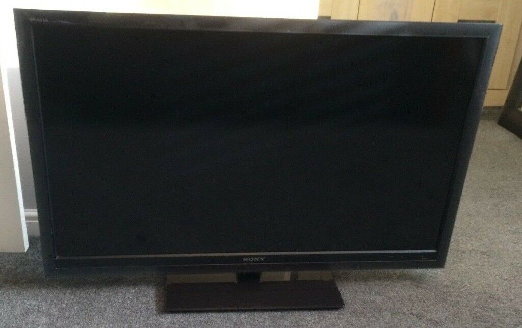 Sony BRAVIA 46 inch Full 1080p HD LCD TV ★ Stand & Remote ★ Excellent  condition ★ 4 x HDMI ★ | in Colchester, Essex | Gumtree