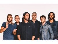 Foo Figthers Tickets 2x -