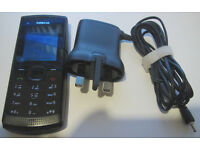 Unlocked Nokia X1-01 Dual SIM Mobile Phone