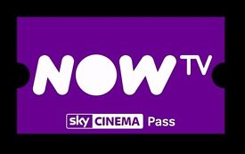 Now TV 2 Month Cinema Pass (RRP £20)