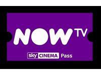 Now TV 2 Month Cinema Pass (RRP £20)